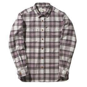 フォックスファイヤー / Foxfire(フォックスファイヤー) | 【秋のビックフェスタ 9月30日まで】TSラフチェックシャツ / モーブピンク TS Rough Check Shirt 8112155 [21FW] シャツ レディース