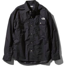 ザ・ノース・フェイス / THE NORTH FACE(ザ・ノース・フェイス) | 【秋のビックフェスタ 9月30日まで】ロングスリーブ ヌプシ シャツ ユニセックス / L/S Nuptse Shirt / NR11961_K
