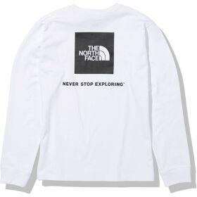 ザ・ノース・フェイス / THE NORTH FACE(ザ・ノース・フェイス) | ロングスリーブバックスクエアロゴティー レディース / L/S Back Square Logo Tee NTW82131 W [21FW]